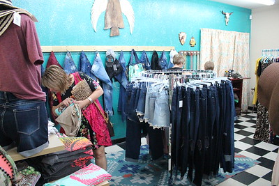 Angels & Arrowheads Boutique  RC, May 10, 2018