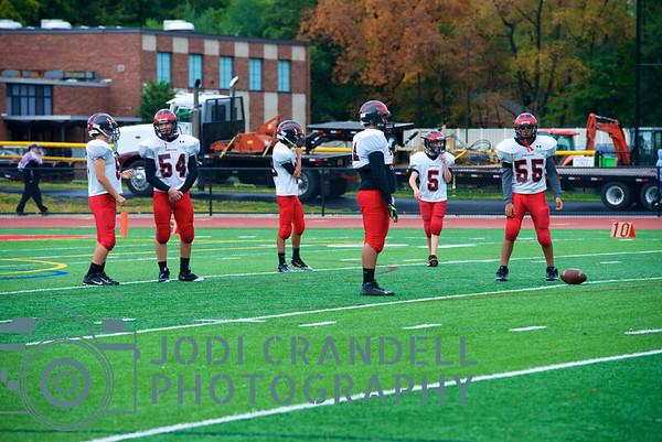 2014 GR Freshman vs Hawthorne