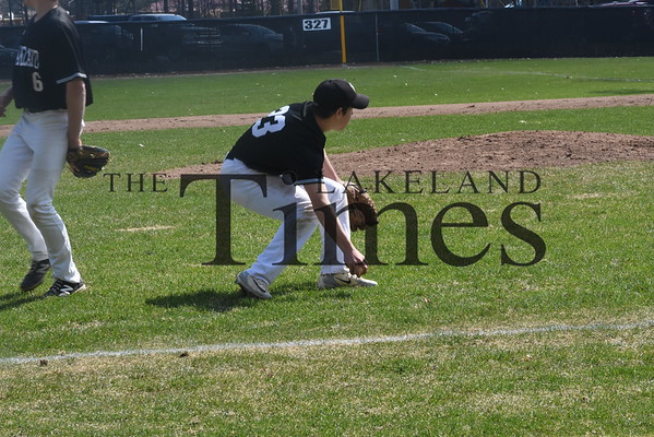 LUHS Baseball vs. Chequamegon May 11, 2019