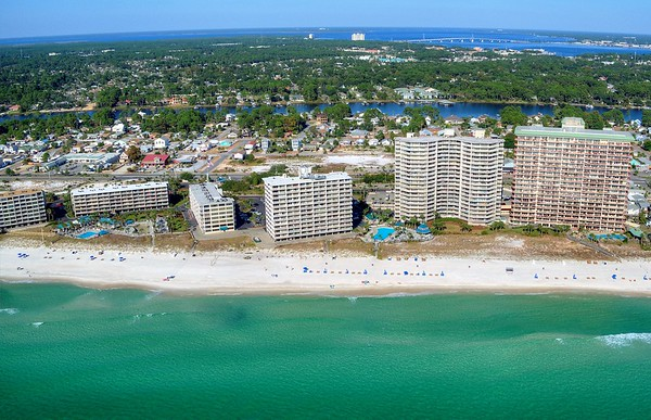 Dunes of Panama & Hidden Dunes Beach Resort, Panama City Beach, Florida