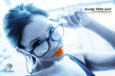 Model: Trini May - Think Geek