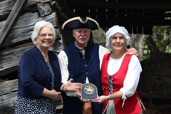 Thomas Amis Farm Dedication as Historic UMC site