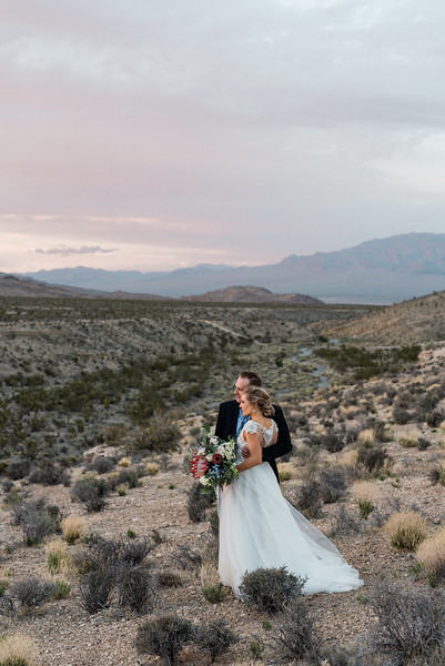 Mt. Charleston, Las Vegas Intimate Wedding | Kristen Kay Photography-31.jpg