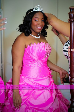 Nytianee's Sweet 16