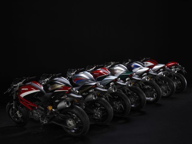 Ducati Monster Art Body