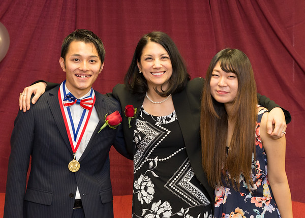 ASP Co-Curricular Honors and Awards - Dec 11, 2017