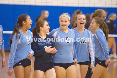 Volleyball - Freshman & JV: Broad Run @ Stone Bridge 10.16.14 (by Jeff Scudder)