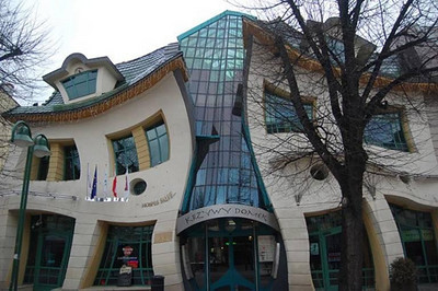 Most Weird Architecture