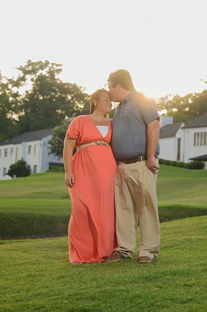 Liz and Bobby Maternity