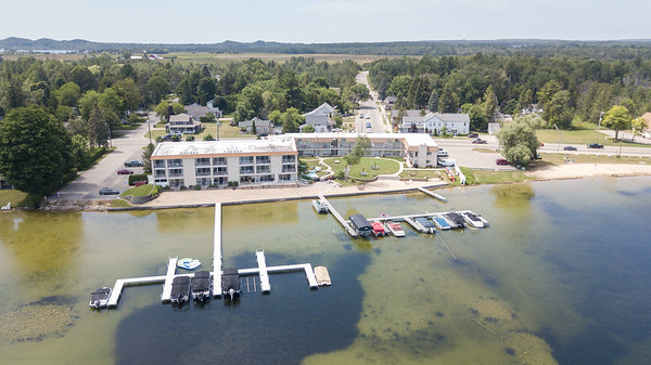 Inland House Crooked Lake Conway, Michigan real estate photography Paul Retherford