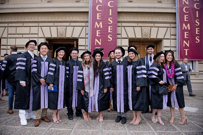 Commencement 2018: College of Dental Medicine and the College of Pharmacy