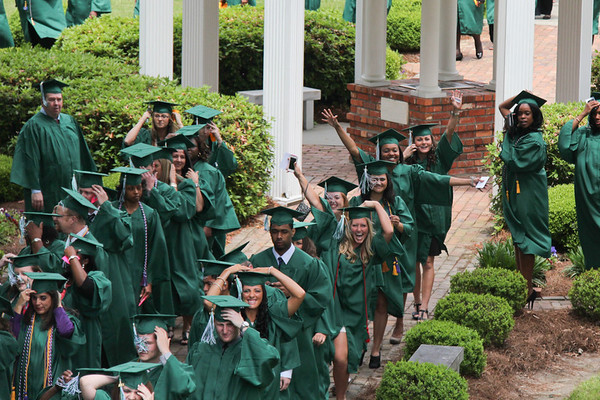 Commencement – Spring 2013