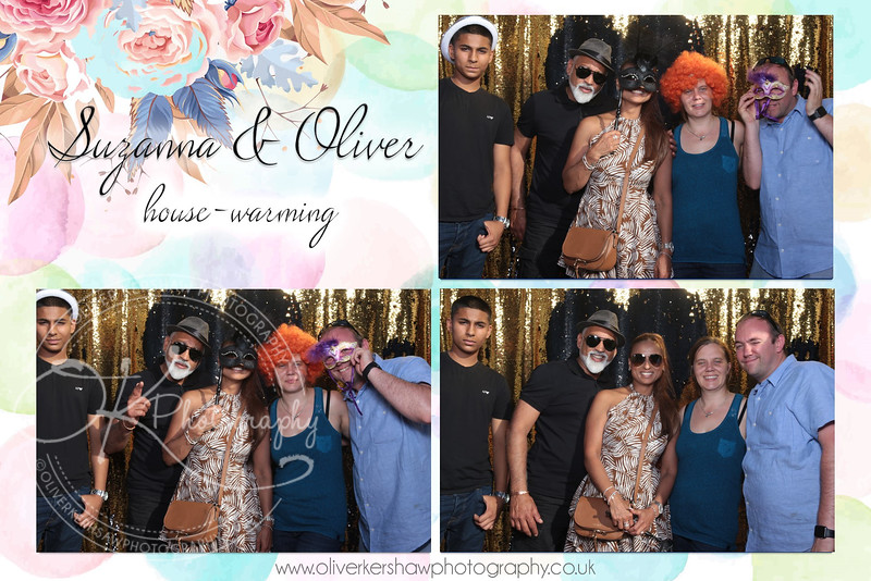 Photo Booth House Warming