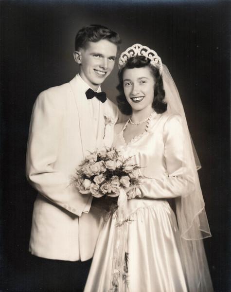Johnny & Betty's Wedding