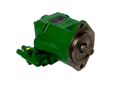 JOHN DEERE HYDRAULIC PUMP HIGH OUTPUT AL161043