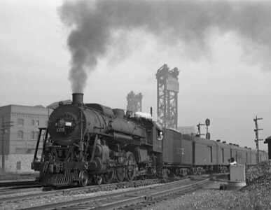 ICRR—Trains