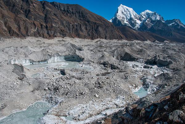 2012-11: Ngozumpa Glacier Caving (public)