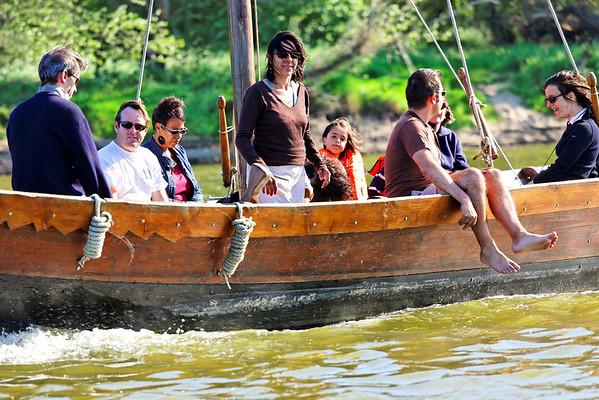 Passeurs de Loire - Ballades en futreau de Loire
