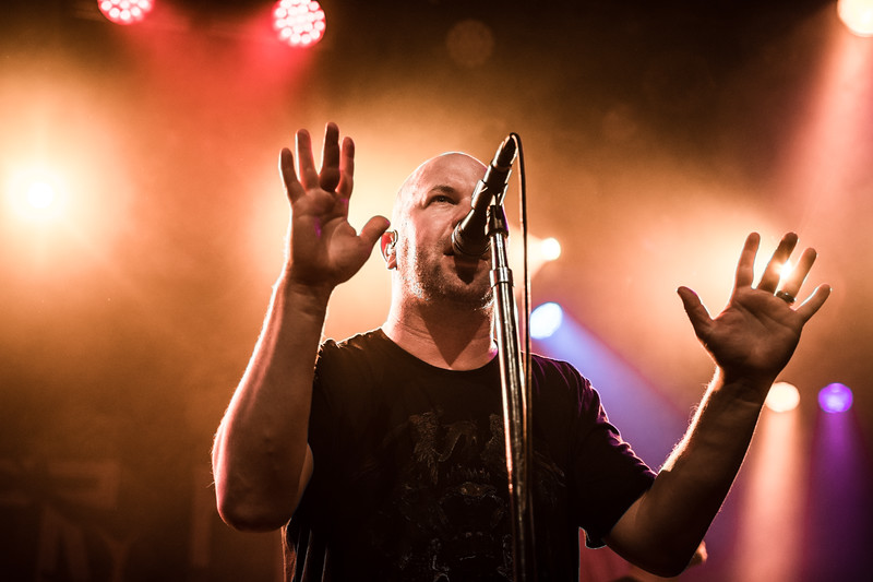 Finger Eleven @ The Commodore Ballroom