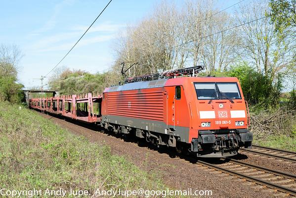 Class 189 (ES 64 F4 - VB2 package)
