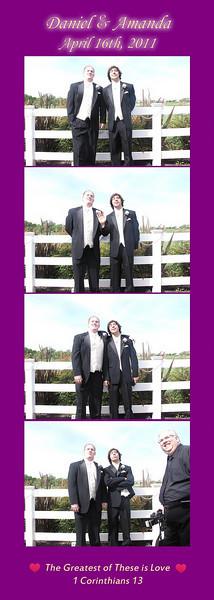 Amanda & Daniel's Wedding