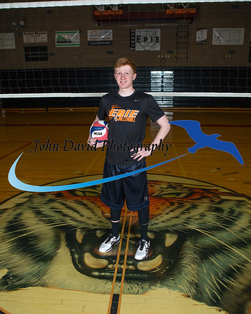 2019 EHS Boys Volleyball Individual Pictures