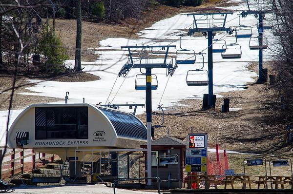 Bad winter for Wachusett Mountain