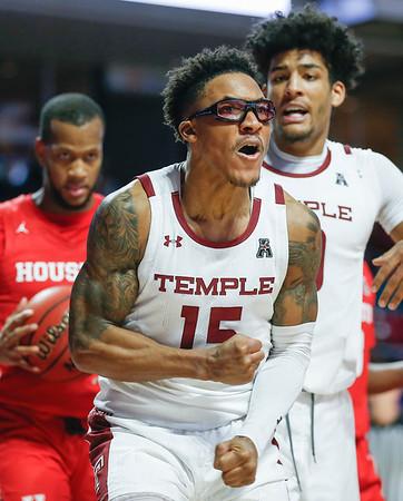 Temple Mens Basketbal vs. Houston