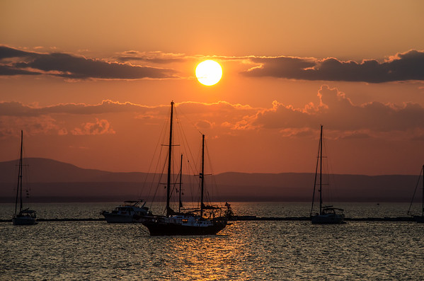 Lake Champlain in Summer