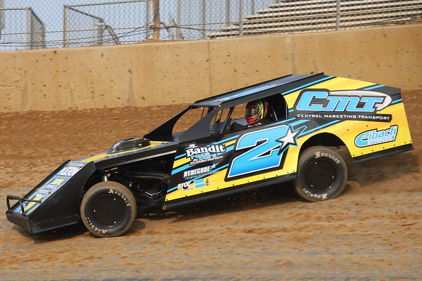 Lawrenceburg Speedway; The Merrill Downey Memorial 7-4-15
