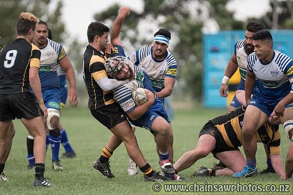 Round 3 Norths (35) - Wellington (17)