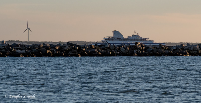 U of DE Windmill and Cape May - Lewes Ferry