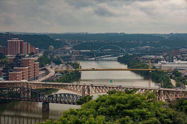 Day 18 - 19th June 2019 - Pittsburgh Skyline