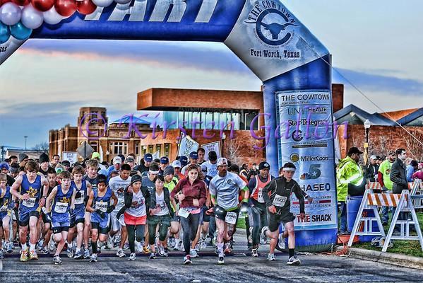 Cowtown Marathon 2012