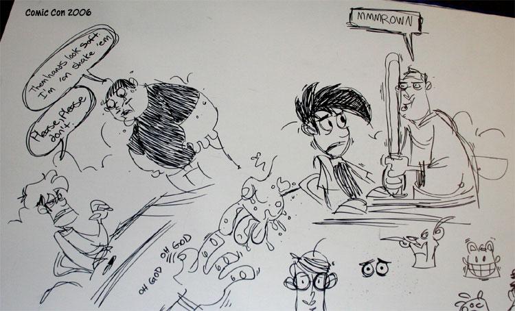 Sketchstravaganza
