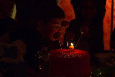 Troy's Birthday