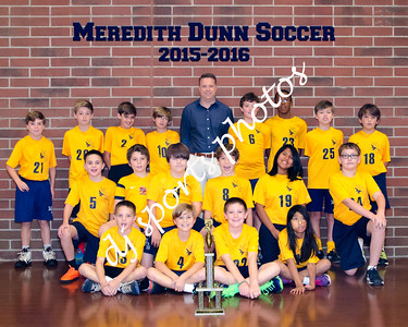 Meredith Dunn Soccer Team and Individuals