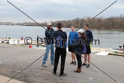 Yorktown Boys Boat 1 (12 Mar 2016)