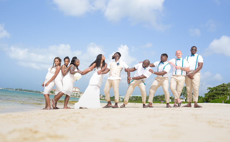 Tiffany & Andre Destination Wedding