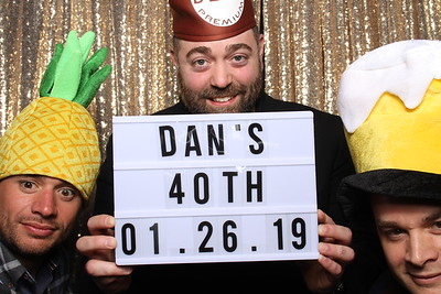 Dan's 40th Birthday Celebration