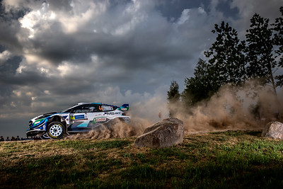 WRC Rally Estonia 2021