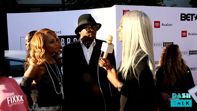 The Fixxx @ Bobby Brown Story Premiere - TK Carter.mp4
