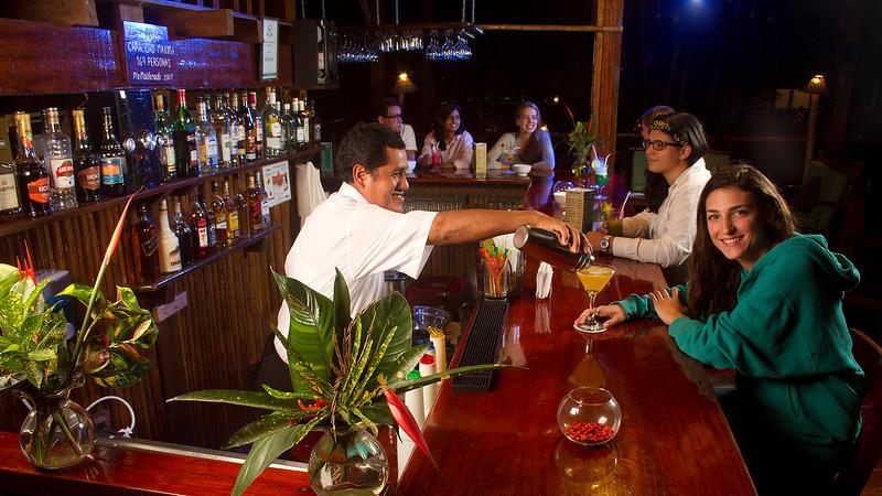 Bar - Refugio Amazonas