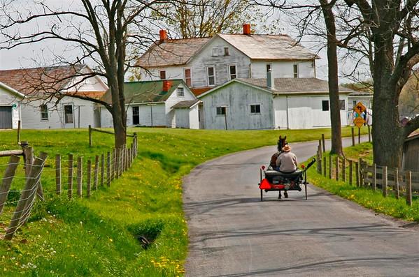 Charm Ohio - Amish