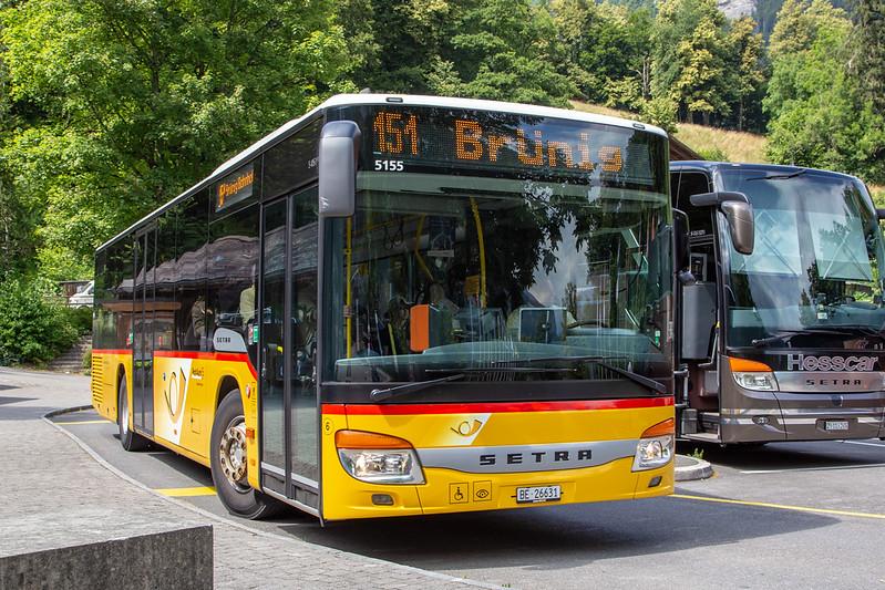 Swiss Postbus