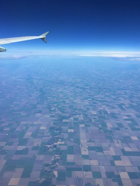 Red River between North Dakota and Minnesota