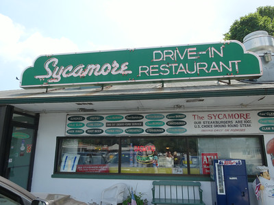 The Sycamore Drive-In