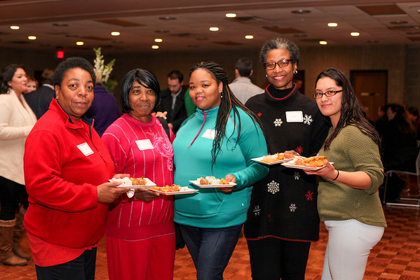 Student Affairs Holiday Party 2016