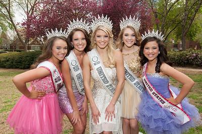 2012 Miss United States Shoot
