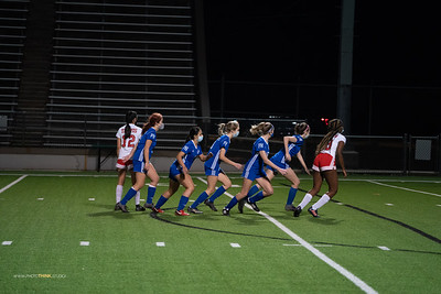 2021 McCallum HS  - Lady Knights Soccer